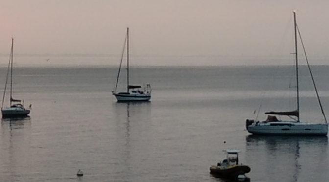 Covid-19 et sorties en mer