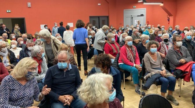 Mobilisation exceptionnelle des Groisillons pour leurs médecins